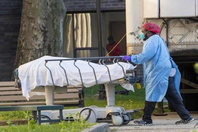 Image: Coronavirus death NYC