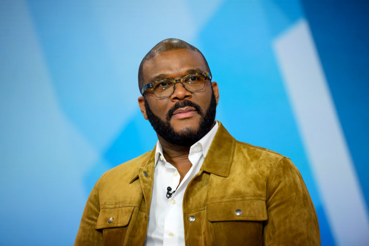 "Image: Tyler Perry on NBC's ""TODAY"" show on Jan. 13, 2020."