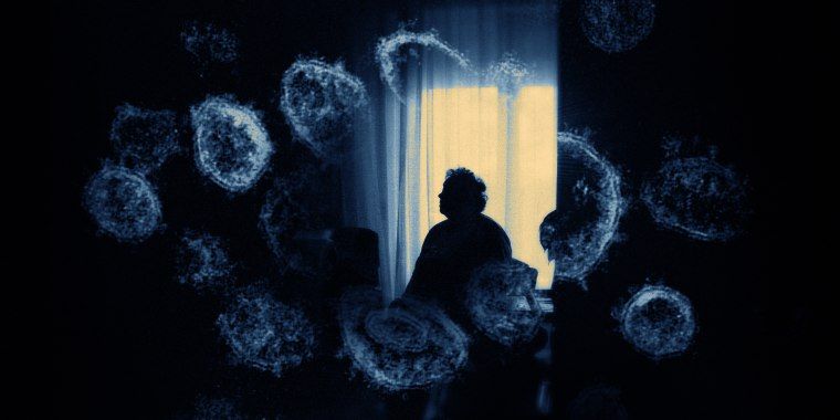 Nursing home residents are among those most likely to die from the coronavirus.