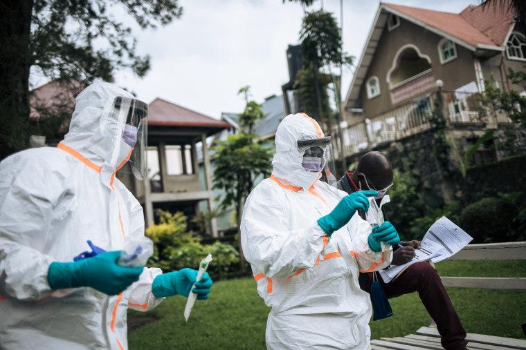 Image: DRCONGO-HEALTH-VIRUS