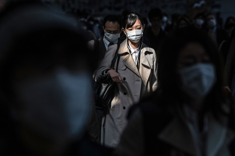 Image: Japan Imposes State Of Emergency To Contain Coronavirus Outbreak
