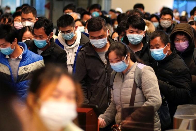 صبح بخیر: اطلاعات ایالاتمتحده به بحران سلامتی در چین در اوایل پاییز گذشته اشاره کرد.