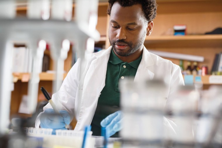 Meharry Medical College has the highest percentage of African Americans graduating with PhDs, in the biomedical sciences, in the country.