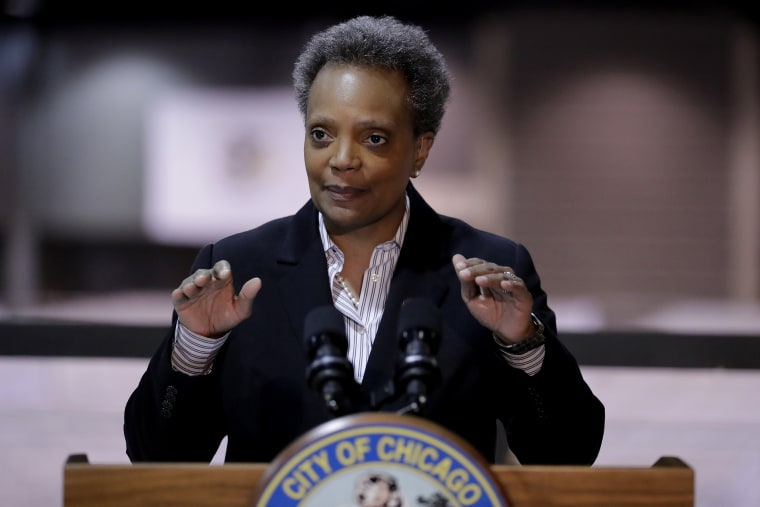 Image: Lori Lightfoot