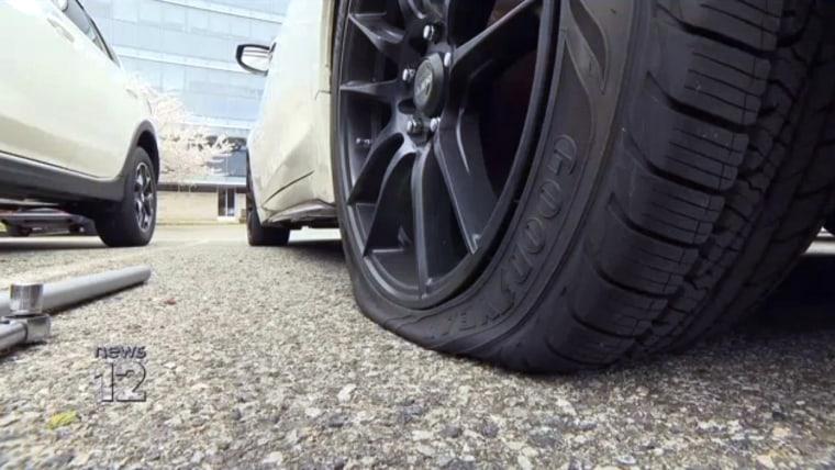 Image: Slash tires