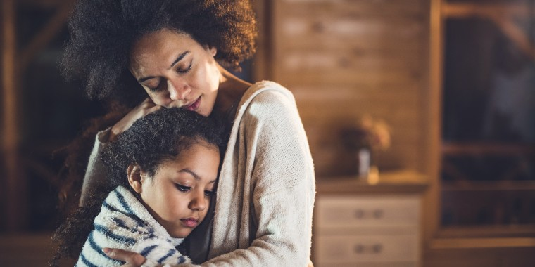 """""""It's only when children feel secure in their relationships with both parents that they are free to explore, and experiment, in this way,"""" said Dr. Rebecca Schrag Hershberg."""