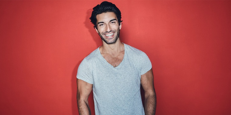 Justin Baldoni joined Sydney Sadick in a riveting interview on TMRW x TODAY's Instagram page.