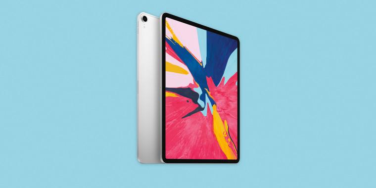 Image: Apple's 12.9 inch iPad Pro.