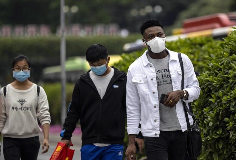 Image: Daily life amid the coronavirus pandemic in Guangzhou