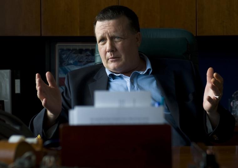 IMAGE: Hank Steinbrenner in 2008
