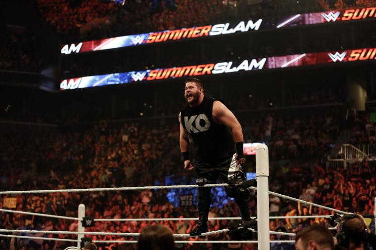 Image: WWE SummerSlam 2015