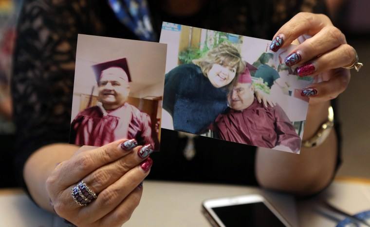 Image: Beatriz Rangel, a daughter of longtime JBS USA meat packing plant employee Saul Sanchez in Greeley