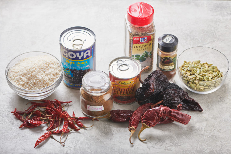 These are some of the ingredients you might think about adding to your pantry so you can whip up any number of Mexican dishes with what you have on hand.