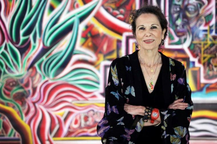 "Julia Alvarez, author of ""Afterlife."""