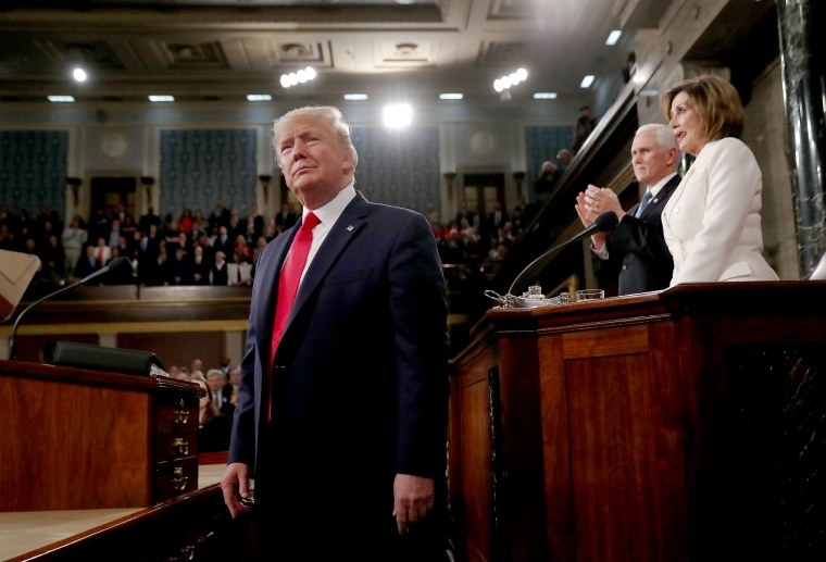 Image: President Trump Gives State Of The Union Address