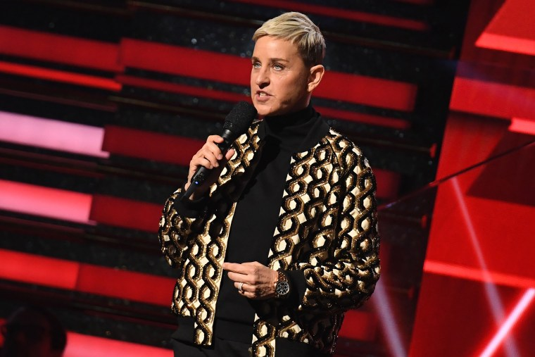 Image: Ellen DeGeneres