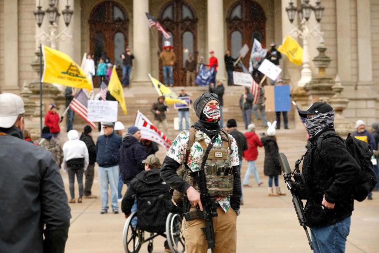 Image: US-HEALTH-VIRUS-PROTEST
