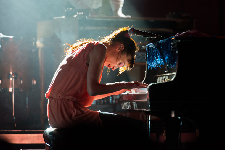 Fiona Apple in concert in Los Angeles