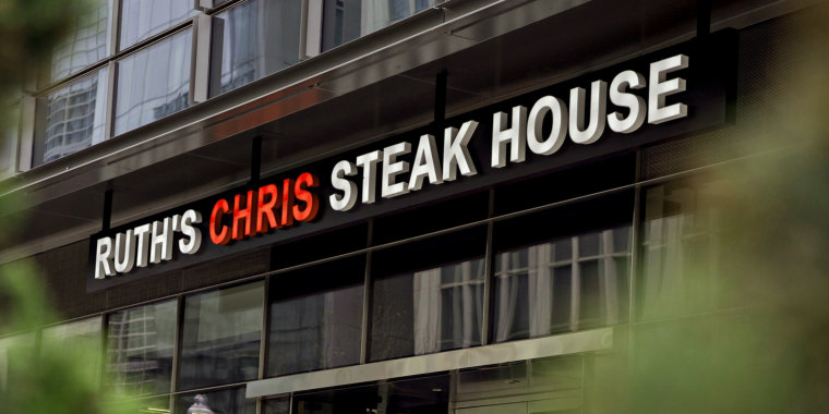 Ruth's Chris Steak House will return the $20 million small business loan it procured from the government's $350 billion Paycheck Protection Program, the company announced Thursday.