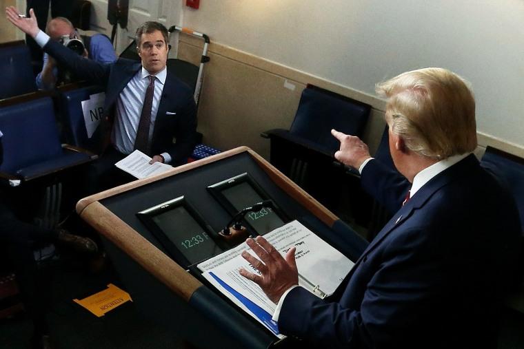 Image: ***BESTPIX*** White House Coronavirus Task Force Holds Daily Briefing