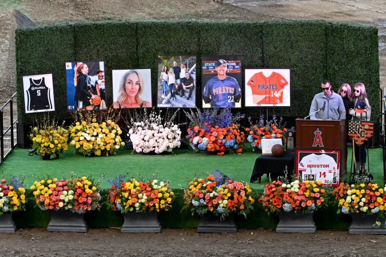 Image: Altobelli Family Memorial at Angel Stadium