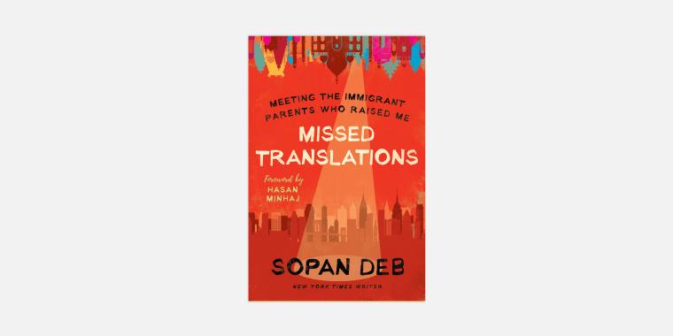 """Missed Translations,"" by Sopan Deb."