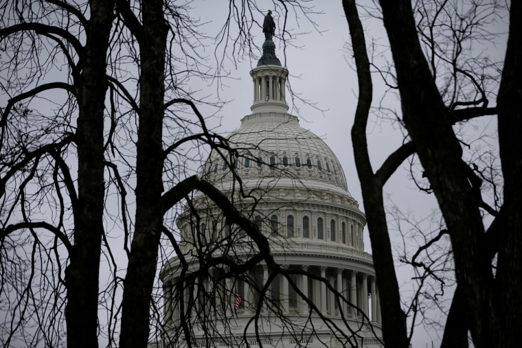 Image: The U.S. Capitol dome on Capitol Hill in Washington.