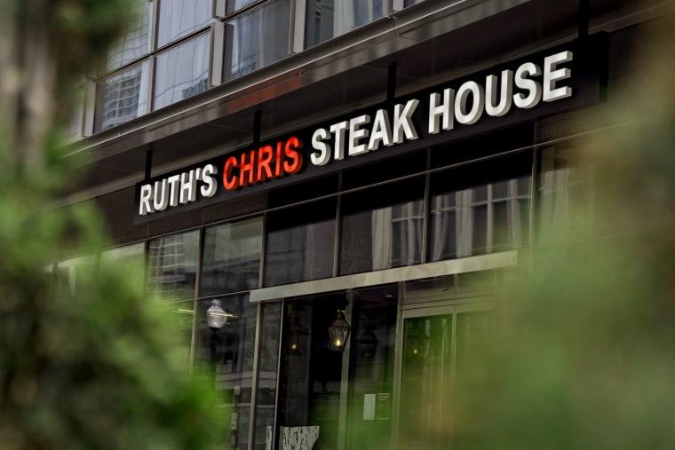 Image: Ruth's Chris Restaurant