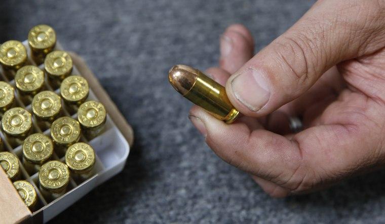 Image: Ammunition, bullets