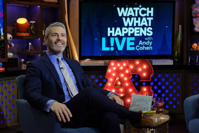Image: Watch What Happens Live With Andy Cohen