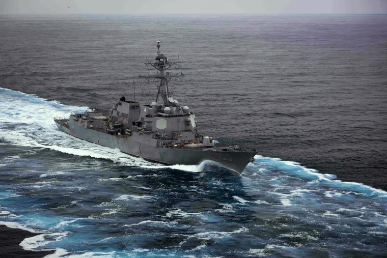 Image: USS Kidd