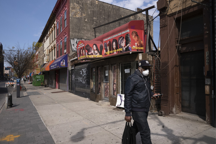 Image: Small business closure in Brooklyn