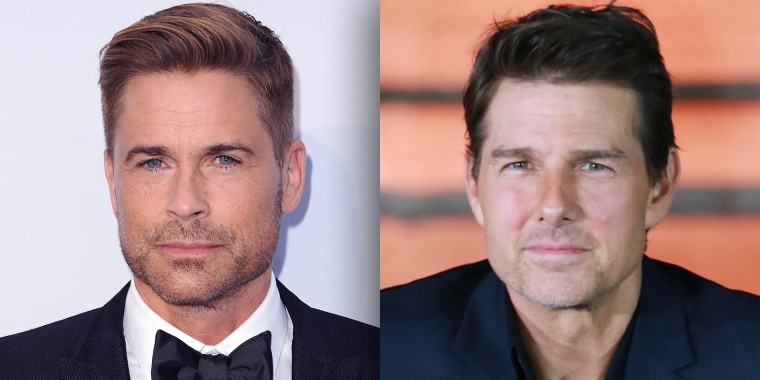 "Rob Lowe recalled working with Tom Cruise as they auditioned for their roles in ""The Outsiders,"" and he said the not-yet-star went ""ballistic"" about sharing a hotel room back in the day."