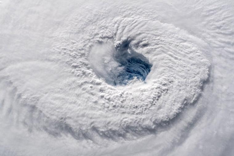 Image: Hurricane Florence Bears Down on U.S. East Coast