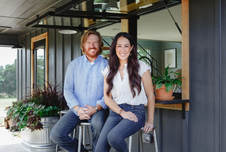 Chip and Joanna Gaines, will you adopt me?