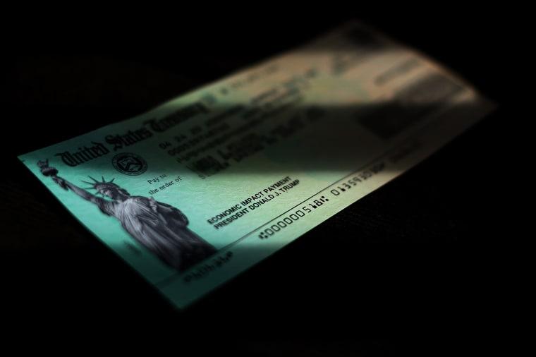 Image: Stimulus Checks