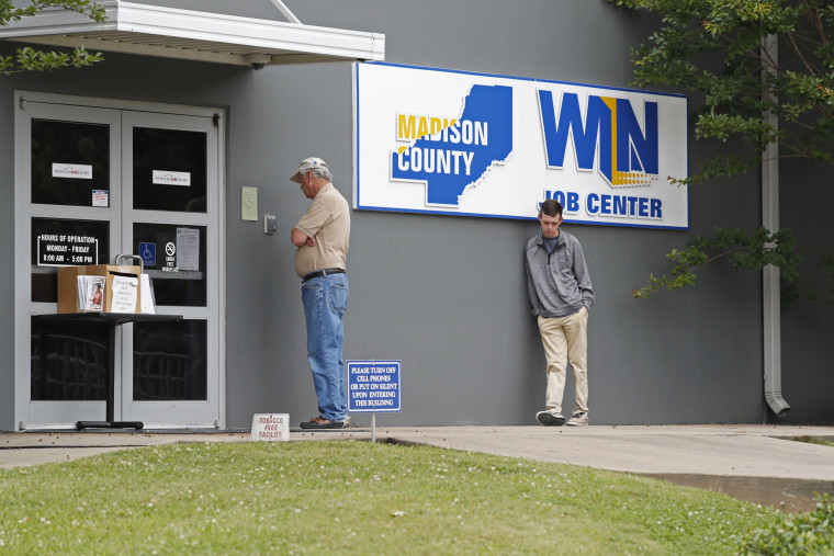 Image: Job center