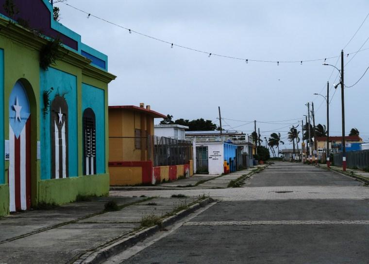 Tropical Storm Karen's Rains Reach Puerto Rico After Earthquake