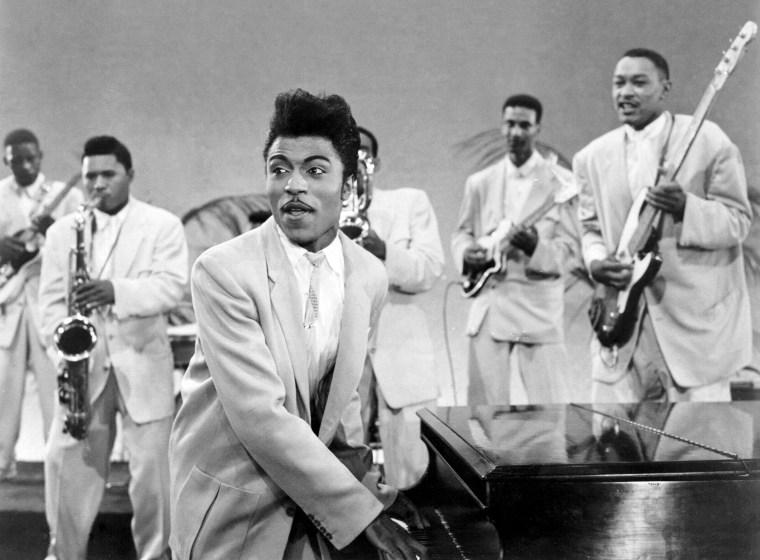 """""""Mister Rock And Roll"""" Film Still"""