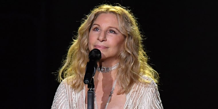 Barbra Streisand In Concert - Chicago, IL
