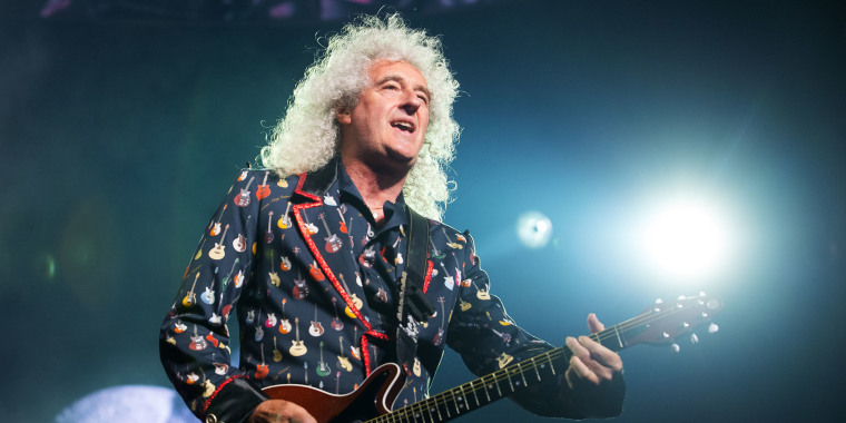 Queen And Adam Lambert Perform At The O2 Arena
