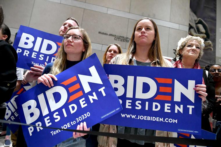 Image: US-POLITICS-VOTE-BIDEN