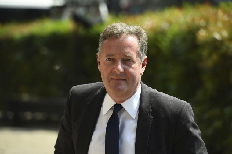 Image: Piers Morgan.