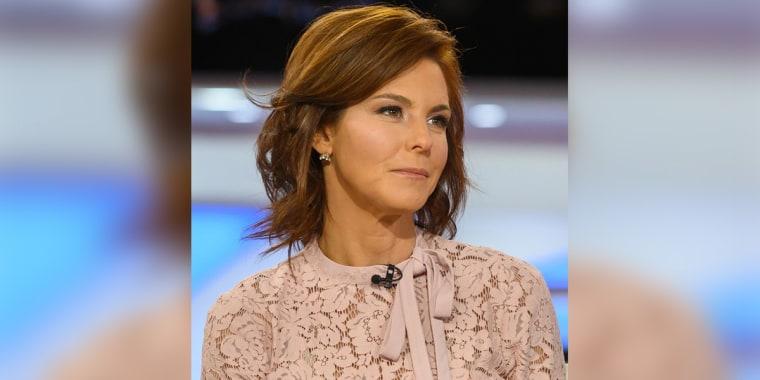 MSNBC anchor and NBC senior business correspondent Stephanie Ruhle.
