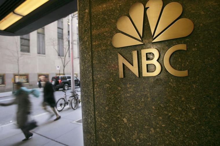 Image: NBC street exterior
