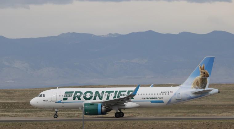 Image: Denver International Airport, r m