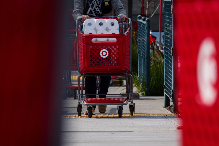 A Target Corp. Store Ahead Of Earnings