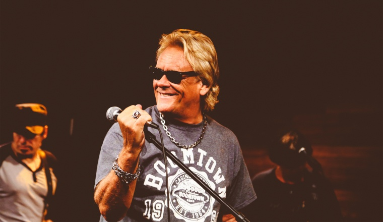 Brian Howe, vocalist and writer for the band Bad Company.