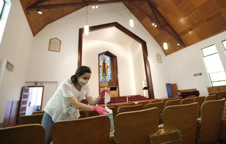 Image: Alamo Heights Baptist Church