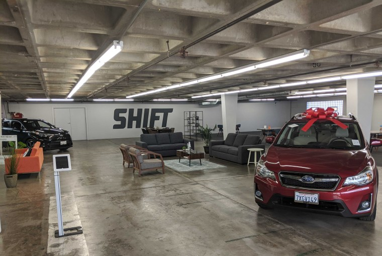 Even as businesses in many states resume some operations and the appetite for big purchases like cars begins to come back, startups like Shift are still largely at the mercy of larger trends and nationwide policies, over which executives and employees have little control.
